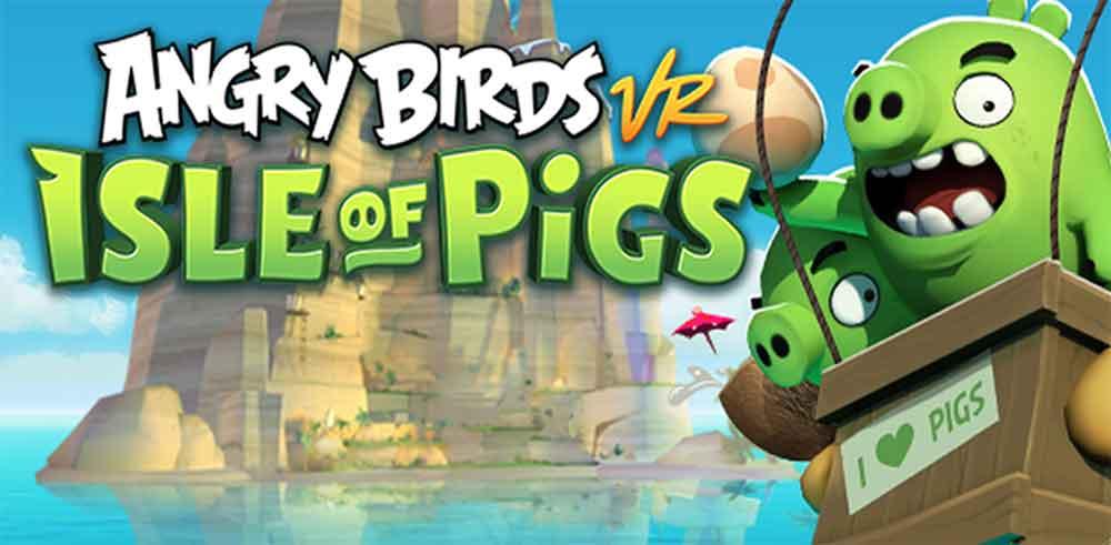 Angry Birds VR getestet – macht immer noch süchtig