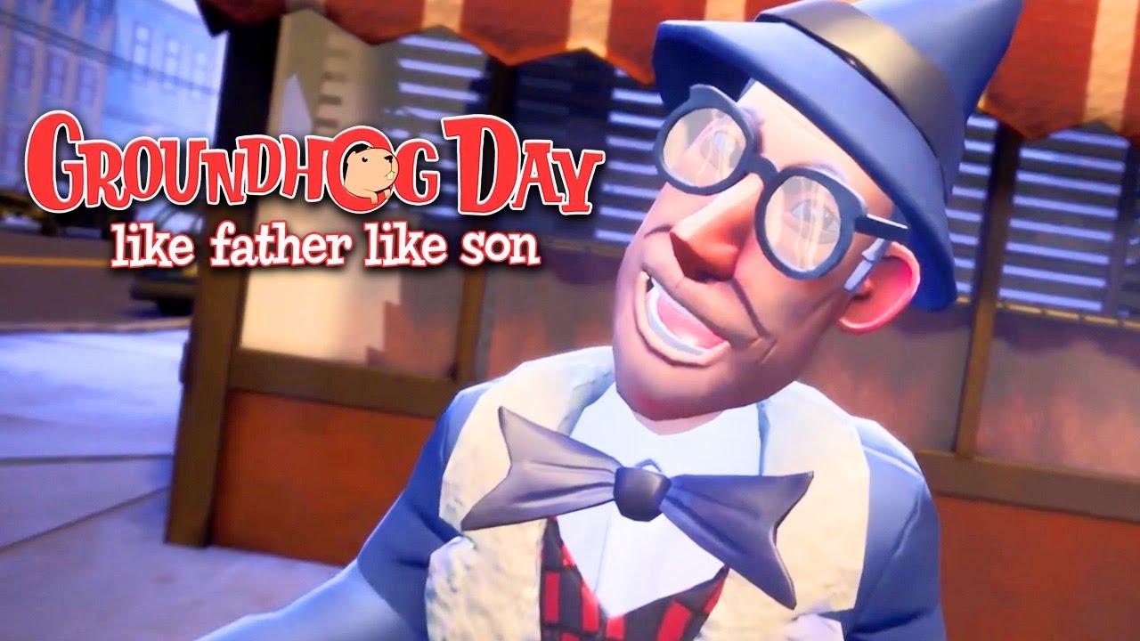 Und täglich grüßt das Murmeltier in VR: Groundhog Day: Like Father Like Son (Update: Releasetermin)