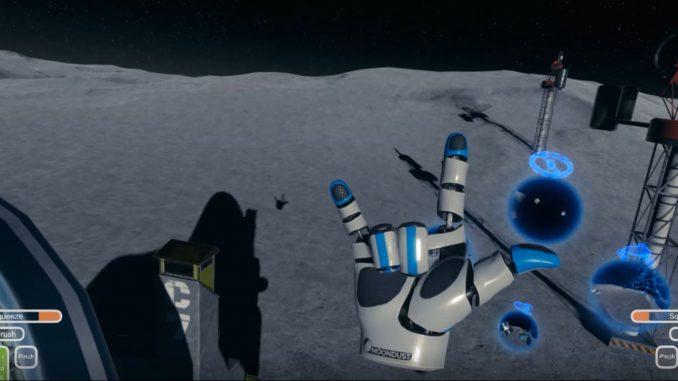 Valve Moondust VR Demo