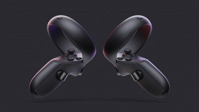 Controller der Oculus Quest
