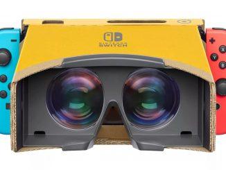 Nintendo Switch VR Labo-Kit