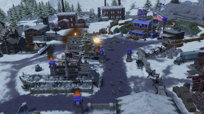 RTS für VR: Final Assault