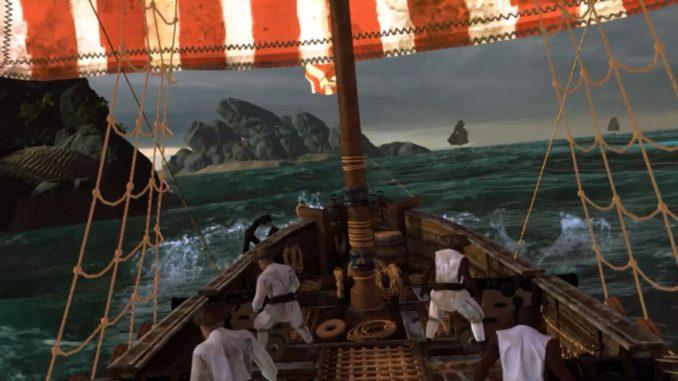 Nix für Landratten und Süßwassermatrosen: Furious Seas