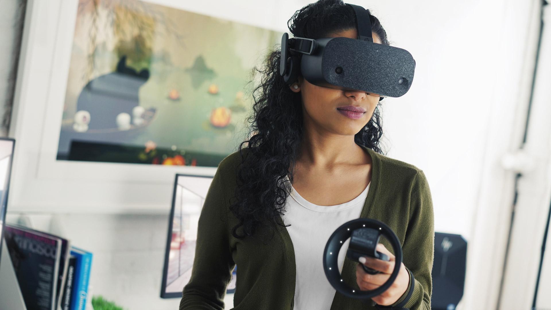 Microsoft schließt VR für die Xbox Series X in Zukunft nicht aus