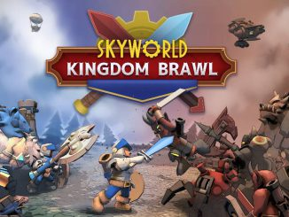 Skyworld: Kingdom Brawl Artwork