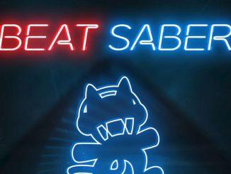 Das Monstercat Musik Pack bietet 10 DLC Songs für Beat Saber