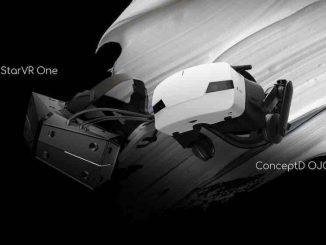 Acer ConceptD OJO: 4K-VR