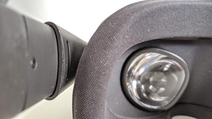 Oculus Quest Lautsprecher