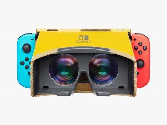 Nintendo Labo VR mit Zelda und Mario VR