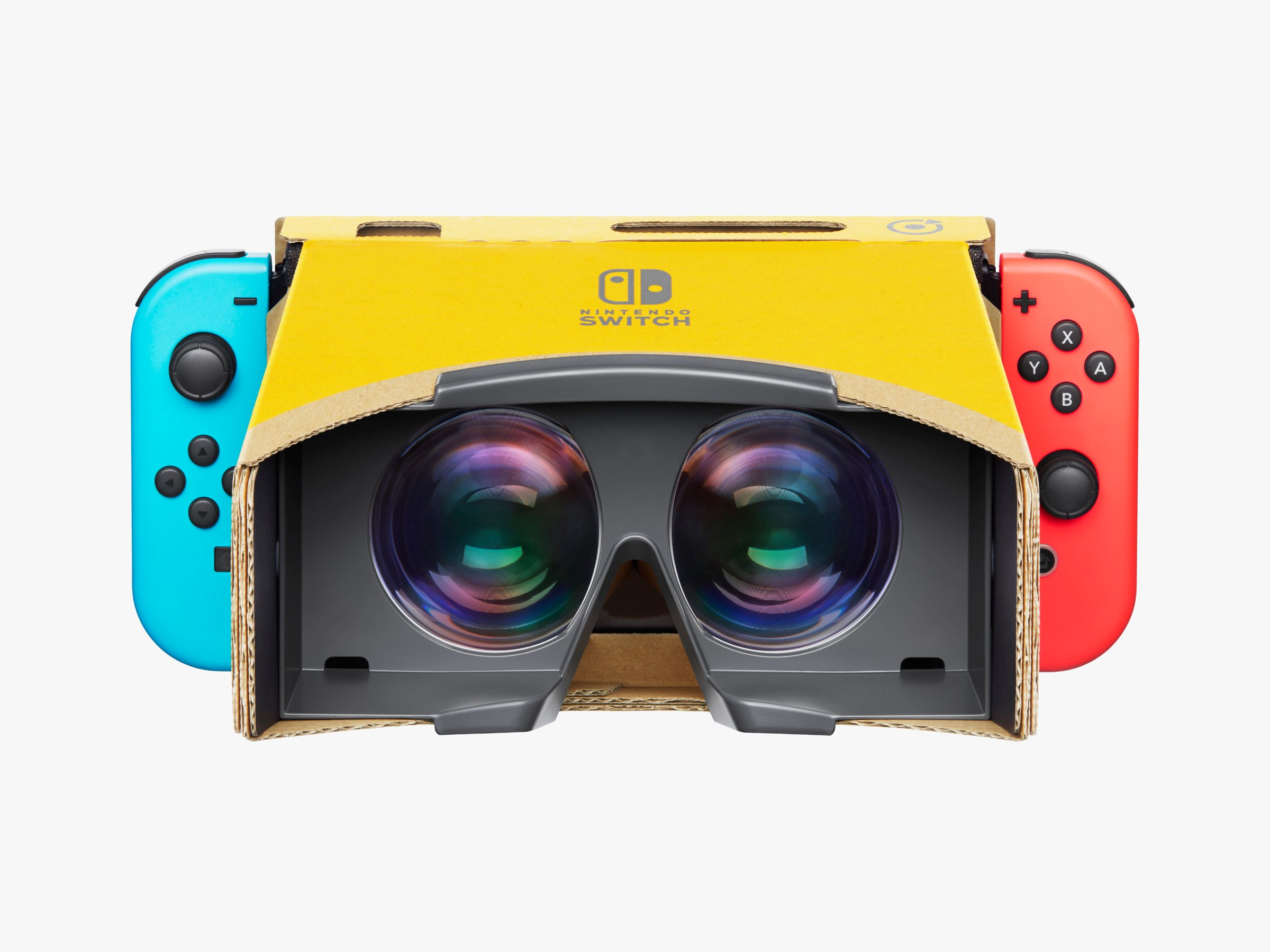 Nintendo Labo VR: Support für Super Mario Odyssey und Zelda: Breath of the Wild
