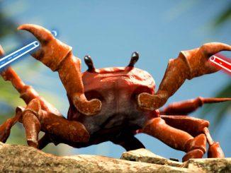 Macht euch bereit für den Krabbenrave bei Beat Saber