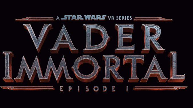 Star Wars in VR mit Vader Immortal auf Oculus Rift und Quest