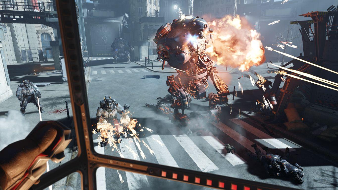 Wolfenstein Cyberpilot VR erscheint am 26. Juli – ungeschnitten und ab 18