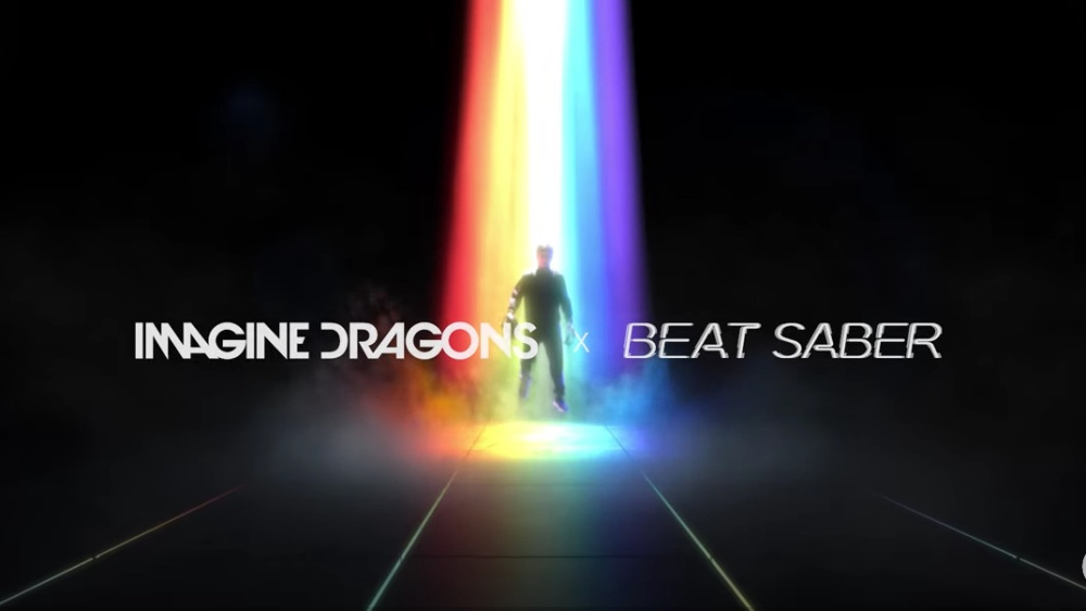 Beat Saber: Imagine Dragons DLC für 12,99€ auf allen Plattformen