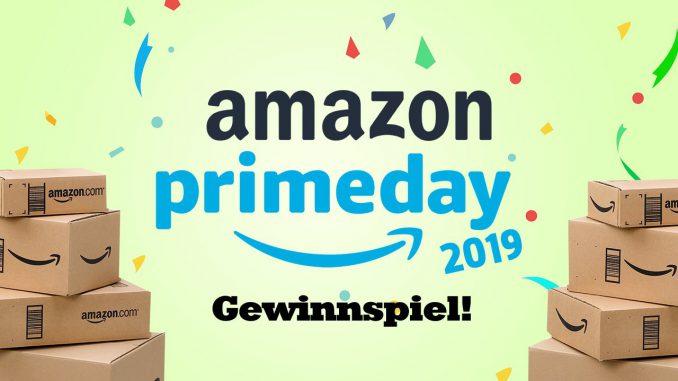 100 Euro Amazon-Gutschein gewinnen zum Prime Day 2019