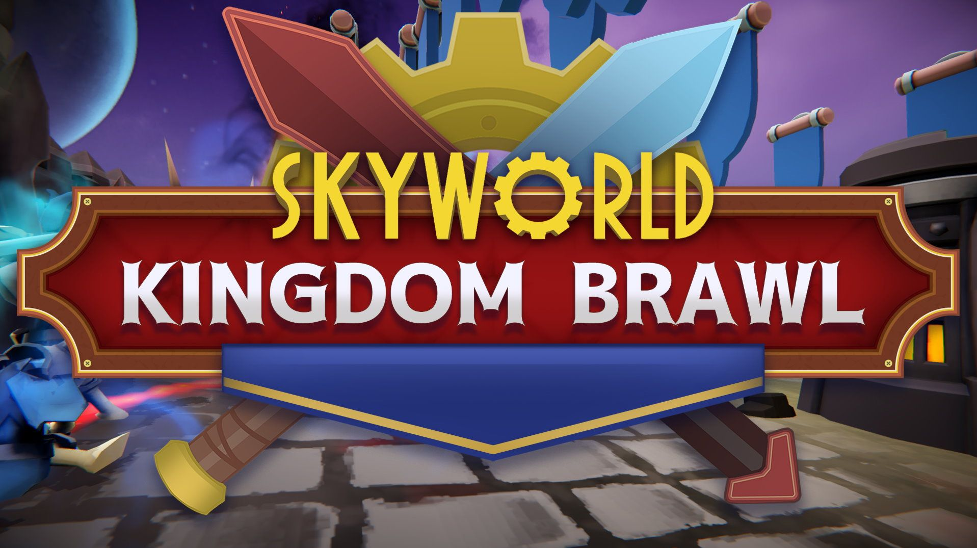 Skyworld Kingdom Brawl erscheint im September für Oculus Quest