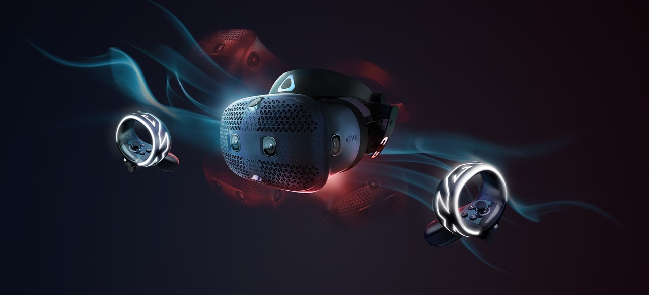 HTC Vive Cosmos vorgestellt: ab 12.09. vorbestellbar, optionales Lighthouse-Tracking, 799 Euro