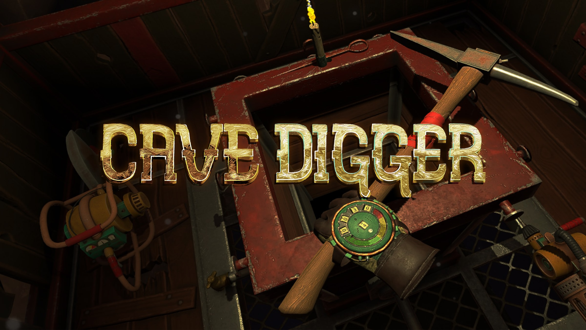 Cave Digger: Großes Update und Release für die Oculus Quest am 19.09.2019 Update: Video
