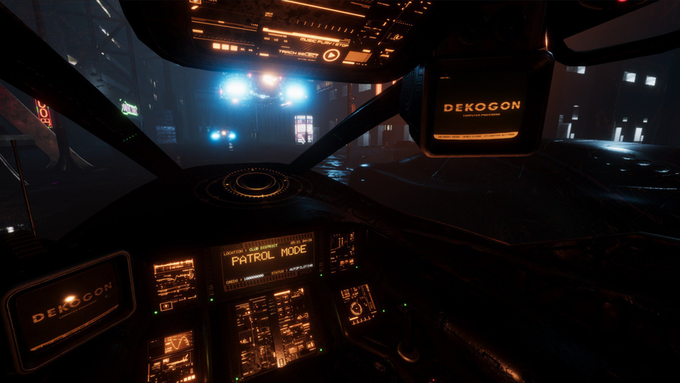 Low-Fi – Kickstarter zur Cyberpunk VR Open-World gestartet