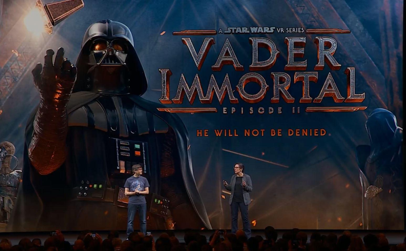 Vader Immortal Episode II ab sofort, Medal of Honor VR von Respawn für Rift S
