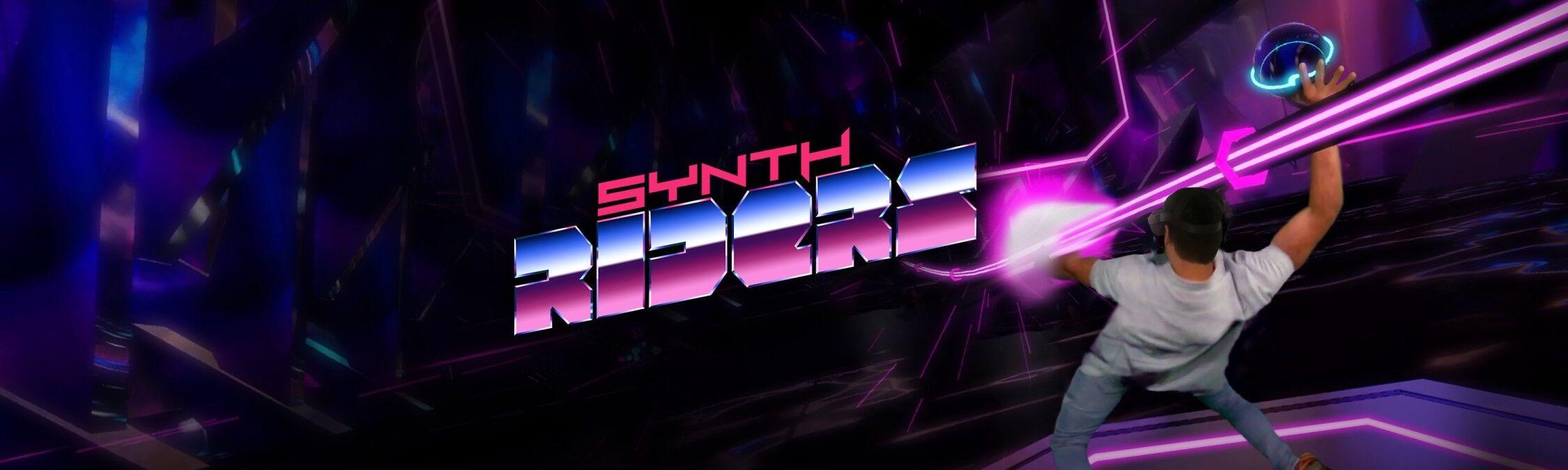 Synth Riders erscheint für die Oculus Quest