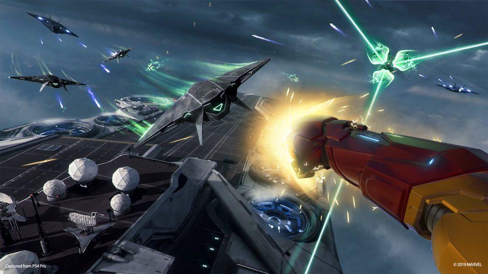 Marvels Iron Man VR: 03. Juli als neuer Releasetermin von Sony bekannt gegeben