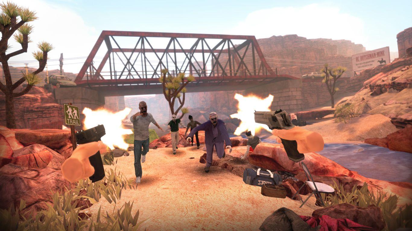 Arizona Sunshine erscheint um 19 Uhr für Oculus Quest, 4 Player Koop, Crossbuy-DLC