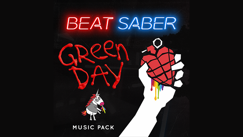 Beat Saber Update mit 360 Grad Level und Green Day DLC