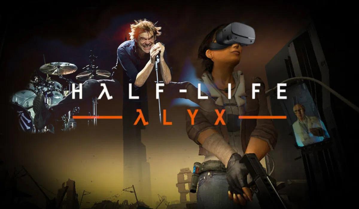 Updates und Screenleaks von Half Life: Alyx