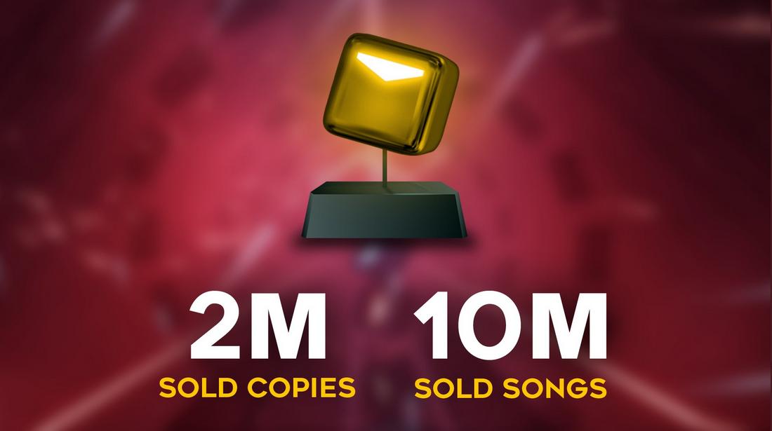 Beat Saber lässt es krachen – 12 Millionen Verkäufe & Timbaland Musikpaket