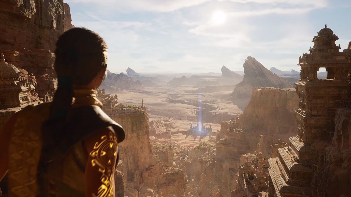 Unreal Engine 5 bietet beeindruckende Grafikmöglichkeiten und unterstützt VR
