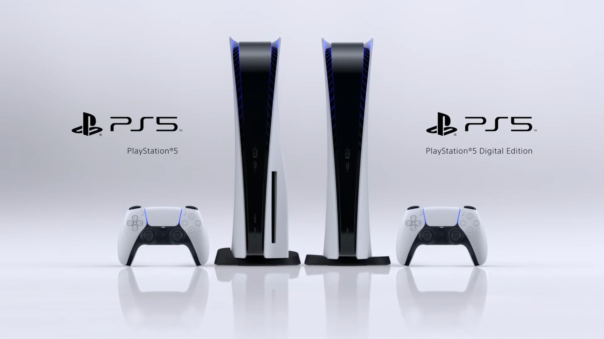Sony Playstation 5 ab sofort unter anderem bei Amazon vorbestellbar