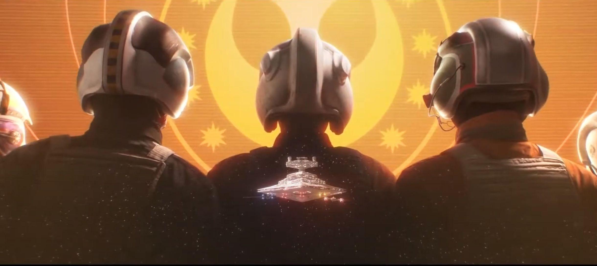 Star Wars: Squadrons: Singleplayer-Trailer zur Gamescom 2020 veröffentlicht (Update: Neuer Trailer)