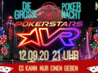 Poker Nacht bei Stocki VR