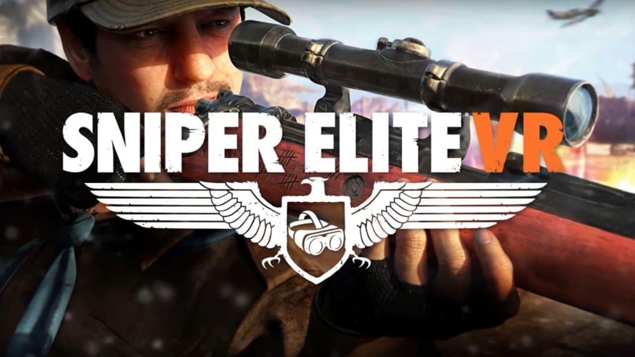 Sniper Elite VR nun auch für Oculus Quest