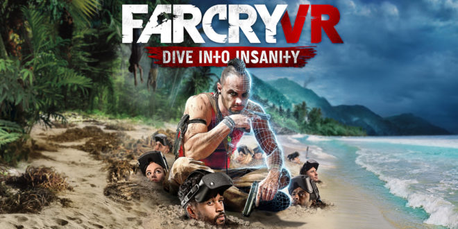 Neues Far Cry in VR angekündigt, aber…