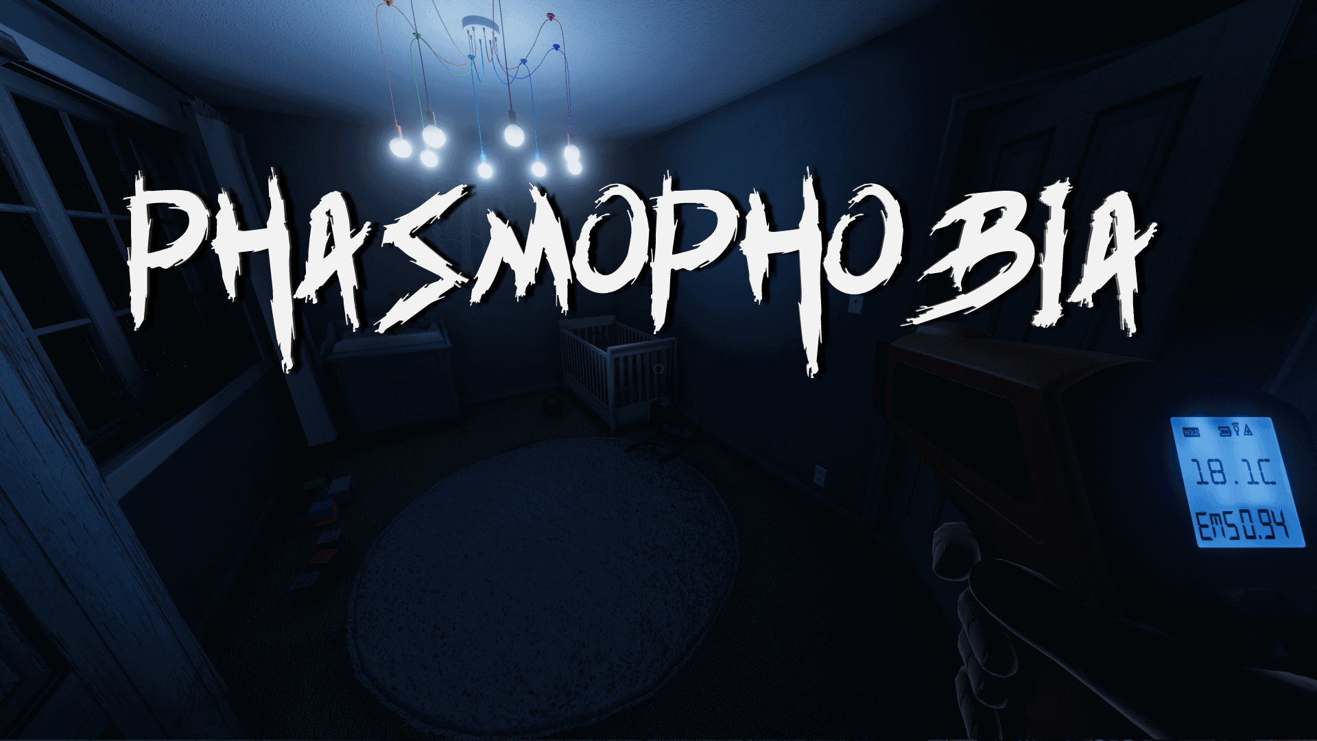Der Horror! Hoshi testet Phasmophobia in Virtual Reality