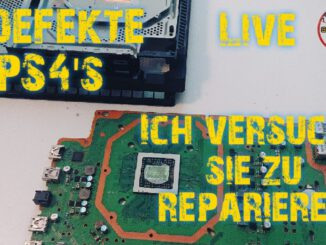 4-Defekte-PS439s-Ich-versuche-sie-zu-reparieren-Unboxing-amp-Fehlerdiagnose-Deutsch-LIVE