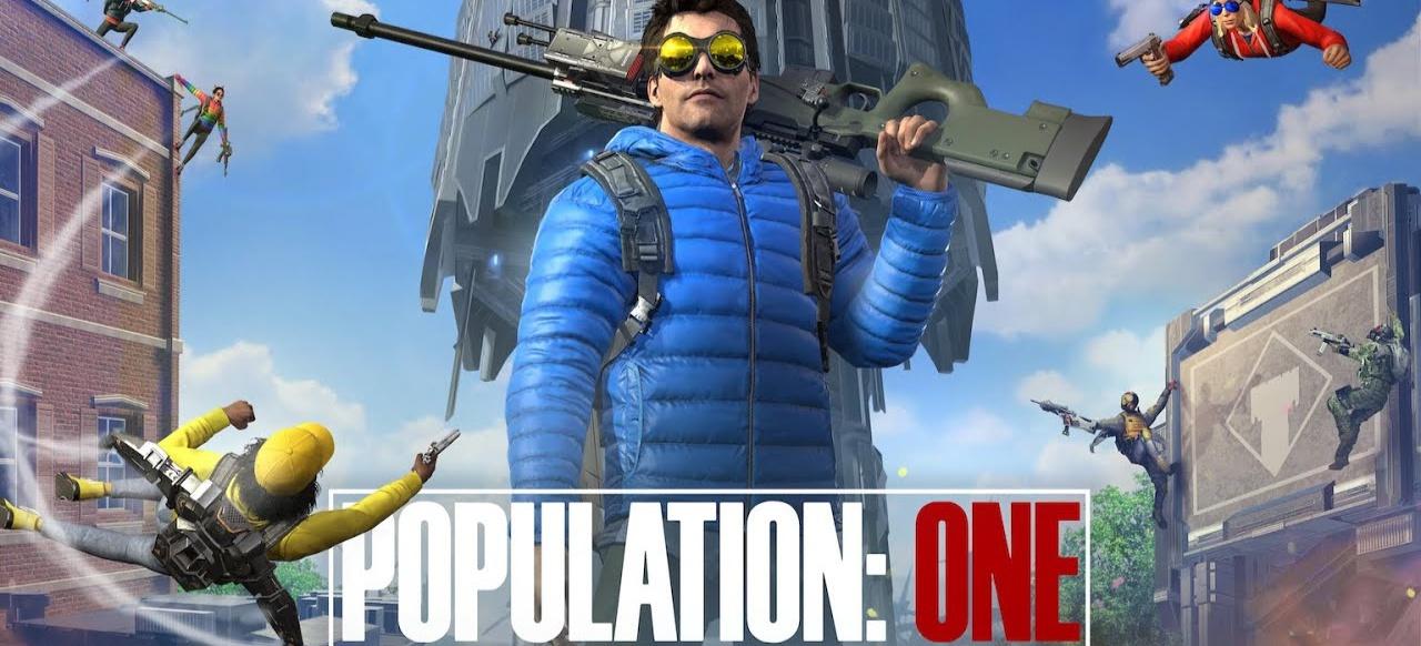Population One – gelungenes Battle Royale und nah dran an Fortnite in VR