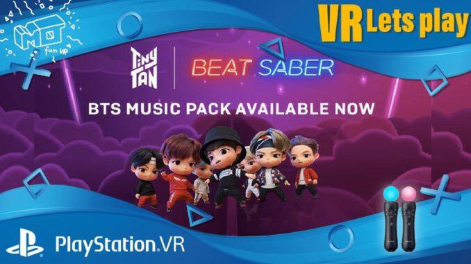 Beat-Saber-Playstation-VR-._.-update-1.34-BTS-Pack-HORST-lets-Play-deutsch
