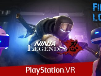 Ninja-Legends-First-Look-Playstation-VR-PSVR-Deutsch-LIVE