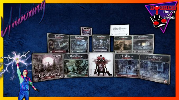 Bloodborne-The-Board-Game...unboxing-Hoshi82