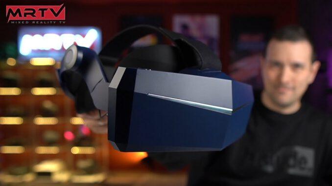 PIMAX-5K-SUPER-Diese-VR-Brille-schafft-180hz-Unboxing-amp-Ersteindruck