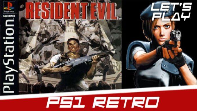 Resident-Evil-1-Retro-PS1-Stream-Deutsch-LIVE