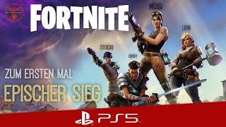 Zum-ersten-Mal-FORTNITE-und-gleich-ein-epischer-Sieg-Fortnite-PS5-Deutsch-Epic-Win-Gameplay