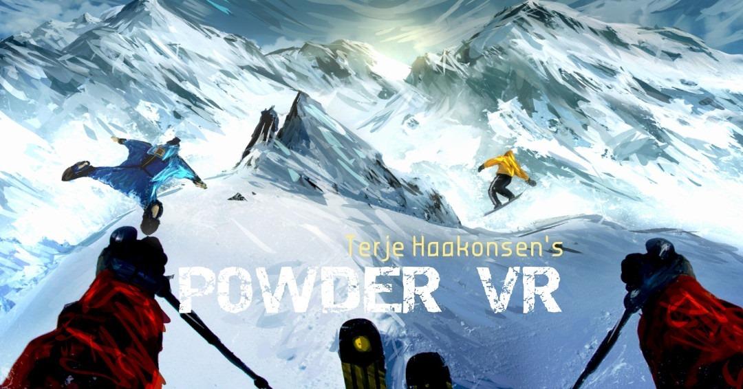 Terje Haakonsen's Powder VR im Test – Rasante Bergabfahrt mit Trickeinlage