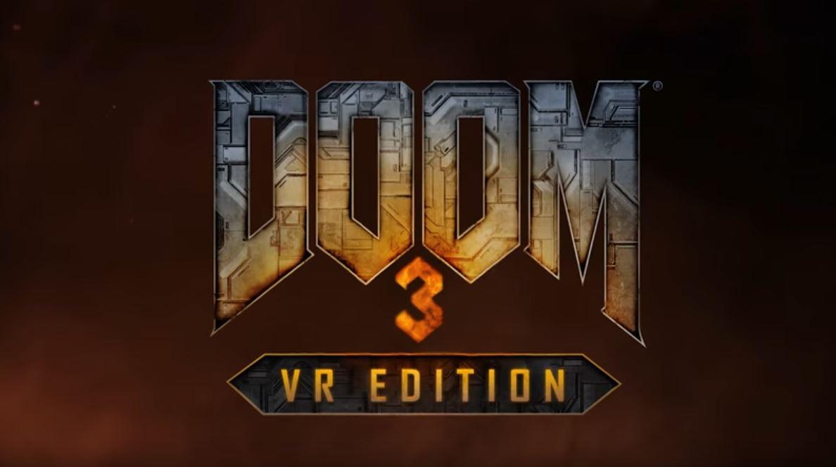 Doom 3 VR Edition – Offizielle VR-Version von Doom 3 kommt für PSVR