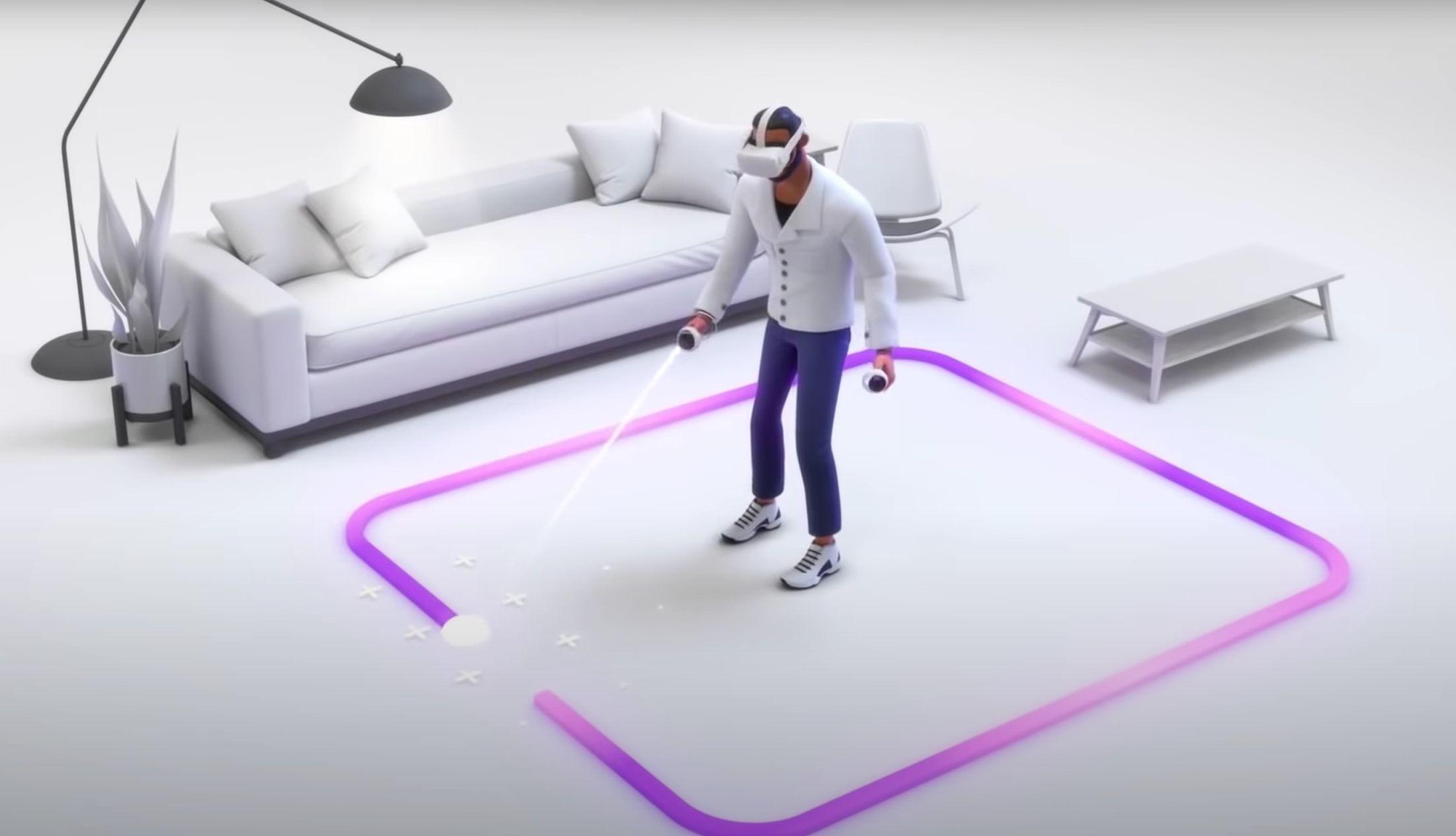 Oculus Quest: Guardian könnte demnächst vor beweglichen Objekten warnen