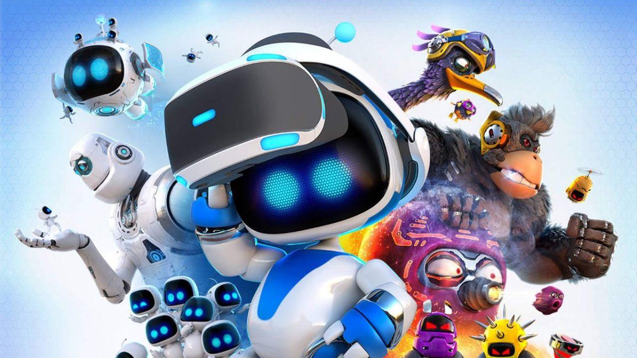 Play at Home: Neun Gratis-Spiele von Sony für die PS4/PS5. Darunter auch einige VR-Kracher.