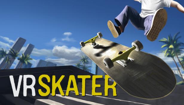 VR Skater: Das beste VR Skateboardspiel, das mir je unter die Brille gekommen ist.